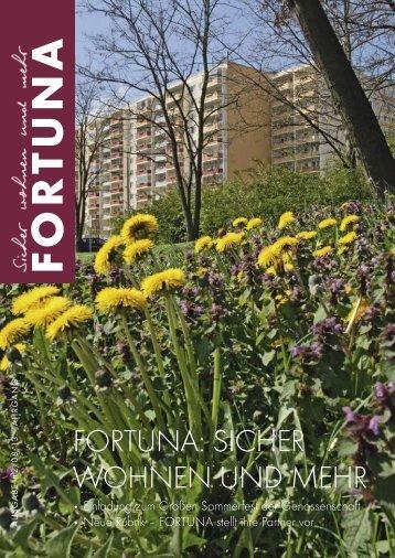 1$ 11 Ä - FORTUNA Wohnungsunternehmen eG