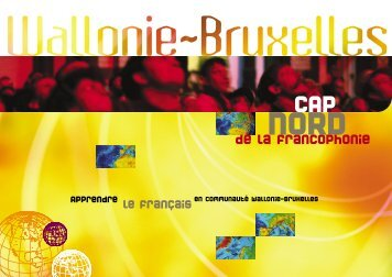 Cap Nord de la Francophonie - WBI