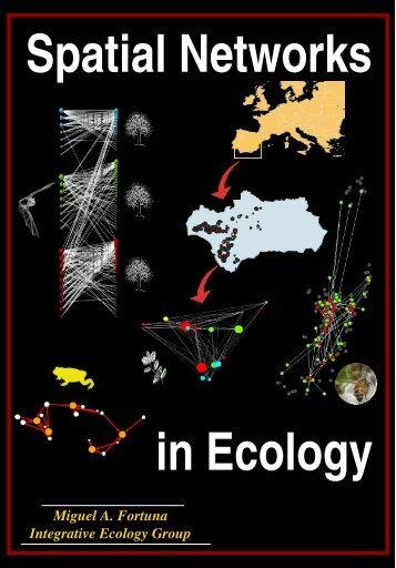Spatial Networks in Ecology (Redes espaciales en Ecología)