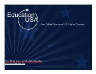 Your Official Source on U.S. Higher Education - U.S. Commercial ...