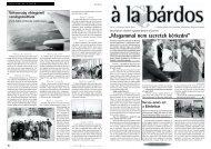 március–június - Bárdos László Gimnázium - Sulinet