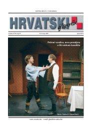 15. broj 12. travnja 2007. - Croatica Kht.