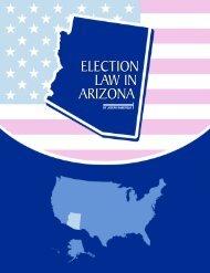 election law in arizona election law in arizona - Lawyers