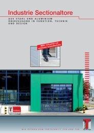 Industrie Sectionaltore - Teckentrup
