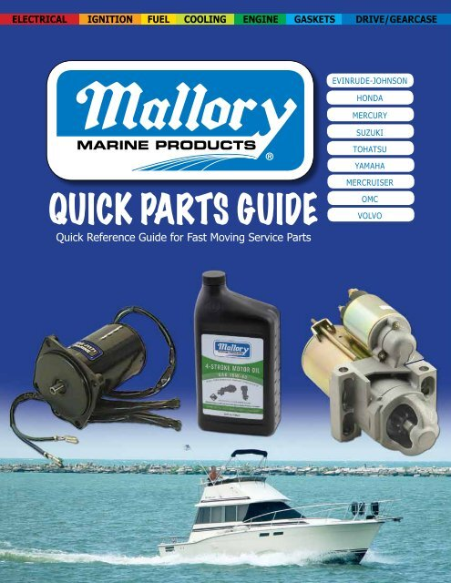 Teleflex Marine 18-7786 Fuel Filter Kit for Honda