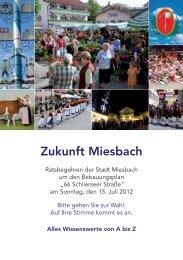 Zukunft Miesbach