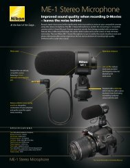 Nikon ME-1 - Vistek
