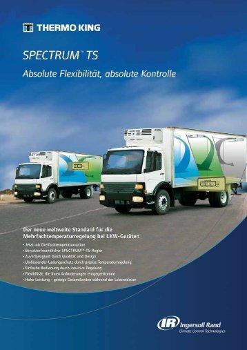spectrum ts spectrum ts - Thermo King Hockenheim, THERMOKING ...