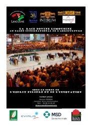 Contact presse Romain FERRIER Directeur de la ... - Limousine.org