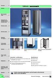 Cabinets – P