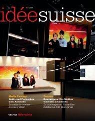 idée suisse 01 | 2009 - SRG SSR