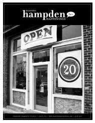 July 2010 (pdf) - Hampden Community Council