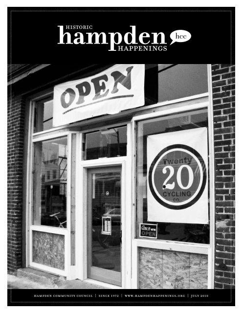 July 2010 (pdf) - Hampden Community Council