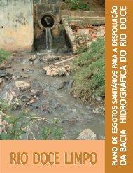 rio doce limpo - CBH Doce - Comitês de Bacias Hidrográficas