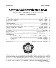 July - August (0.5 mb) - USA Sai Organization
