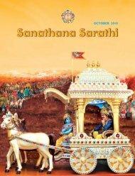 OCTOBER 2010 - Sri Sathya Sai Books & Publication Trust
