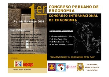 Descargar - Sociedad Peruana de Ergonomía