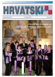 48. broj 1. prosinca 2011.
