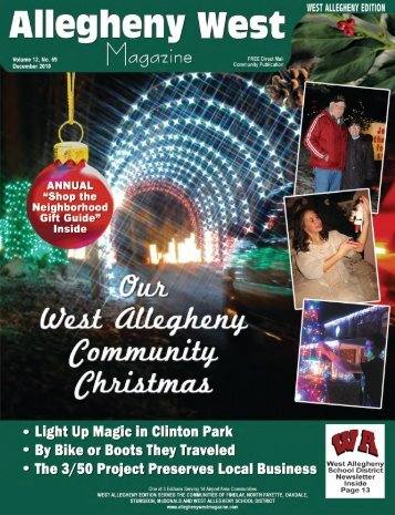 December 2010 - Allegheny West Magazine