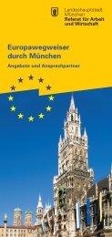 Europawegweiser durch München - RIS