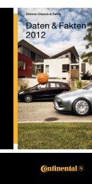 Daten & Fakten 2012 - Continental Tyre Group AG