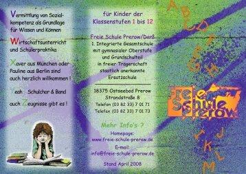 PDF-Datei - Gesamtschule Prerow