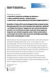 PDF (131 KB) - Presseservice Fritz Gempel