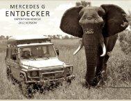 ENTDECKER ENGLISH - Mercedes G Entdecker Gwagen Mercedes ...