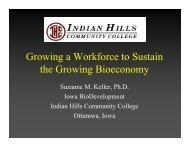 Suzanne Keller - Bioeconomy Conference 2009