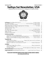 July - August (2 mb) - USA Sai Organization