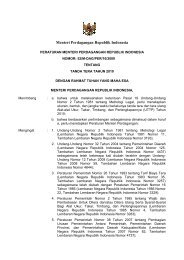 File - Direktorat Jenderal Perdagangan Dalam Negeri
