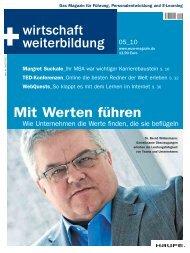 """Vielleicht sind Sie der """"Chief Learning Officer"""" des Jahres ... - Haufe.de"""