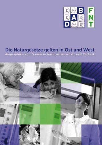 Download (PDF) - Deutscher Akademikerinnen Bund eV