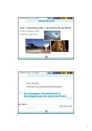 Le dossier complet - Crédit Agricole Alpes Provence