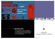 Autoclips system - Tiflex