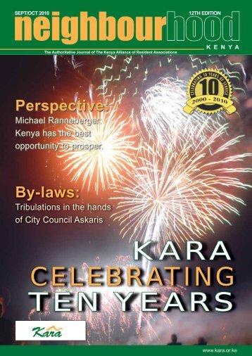 "Download - ""Neighbourhood Kenya 12th Edition"" - Kara"
