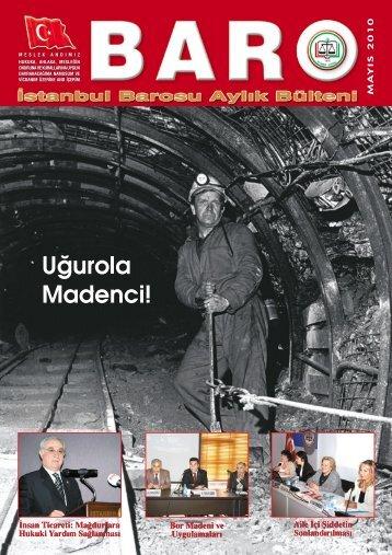 ‹nsan Ticareti: Ma¤durlara Hukuki Yard›m Sa ... - İstanbul Barosu