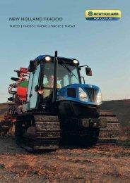 TK4040 - New Holland