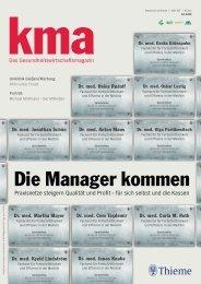 Lehrkultur statt Lernkultur - Klinikfinder.de