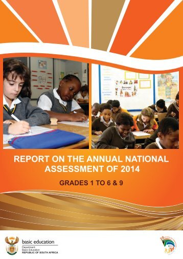 REPORT ON THE ANA OF 2014