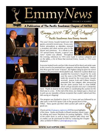 Pacific Southwest Area Emmy Awards