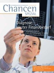 Diagnose: akuter Finanzbedarf - dth KG