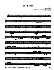 Chet Baker's trumpet solo on