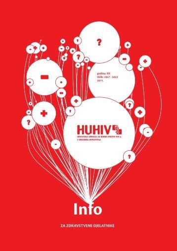 Bilten 2011 - HUHIV-a