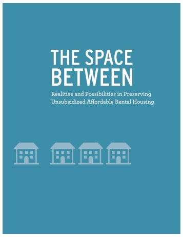 The Space Between - Family Housing Fund
