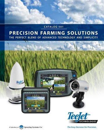 Catalog 501 Precision Farming Solutions - Farmco Distributing Inc