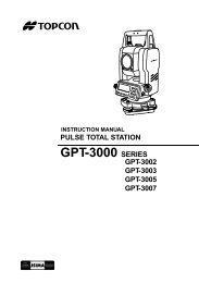Leica FlexLine TS02/TS06/TS09 User Manual