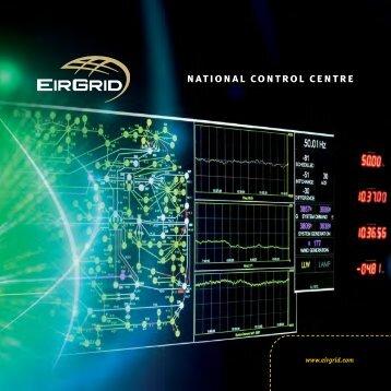 national control centre - Eirgrid