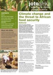 Joto Afrika Issue 1.pdf - UNDPCC.org