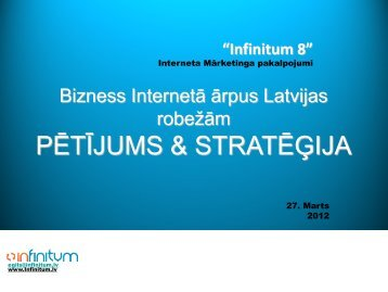 Infinitum 8 - LIAA